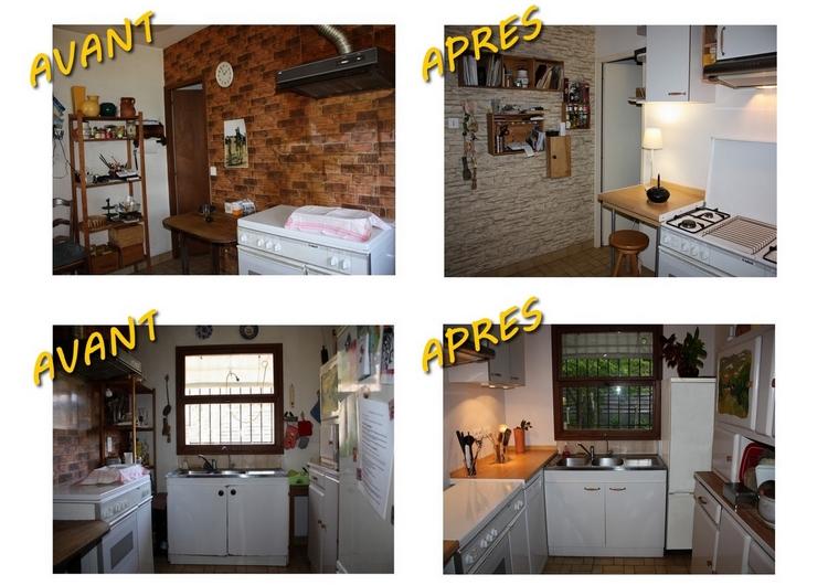 Amenagement cuisine petit espace nice design - Amenagement cuisine petit espace ...